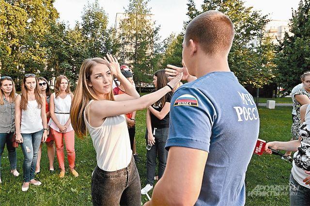 Тюменские подростки научатся защищать себя