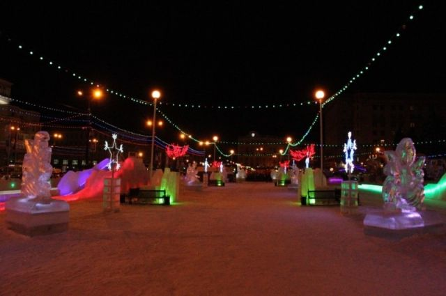Ледовый городок вЧелябинске посвятят чемпионату мира похоккею