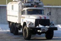 Тюменские спасатели помогли пассажирам междугороднего автобуса