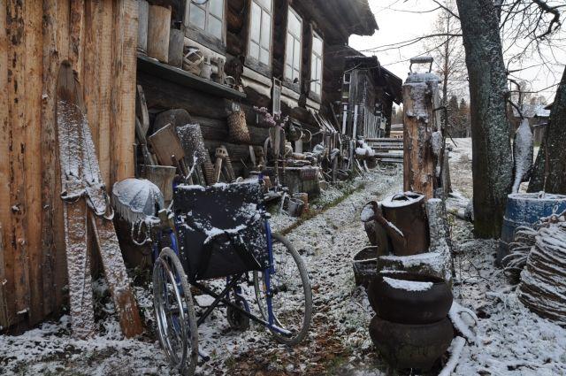 Условия в приюте оказались непригодными для жизни.