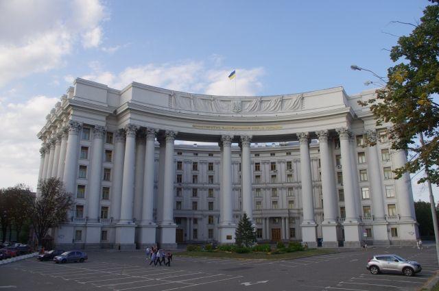 В МИД Украины вызвали польского посла после запрета на въезд в Польшу
