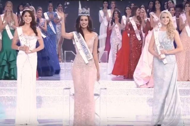 «Мисс Мира-2017» стала индийская модель Мануши Чхиллар