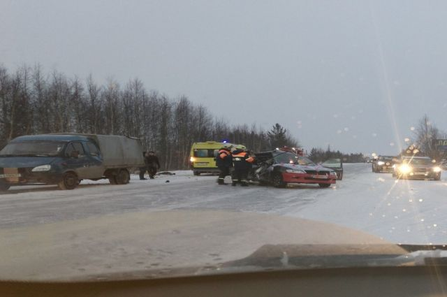 Шофёр автобуса Саратов-Москва спас от смерти всех пассажиров