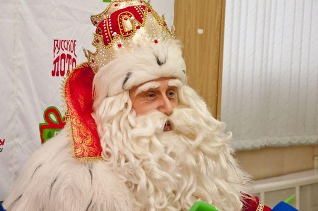 У Деда Мороза начинается горячая пора.