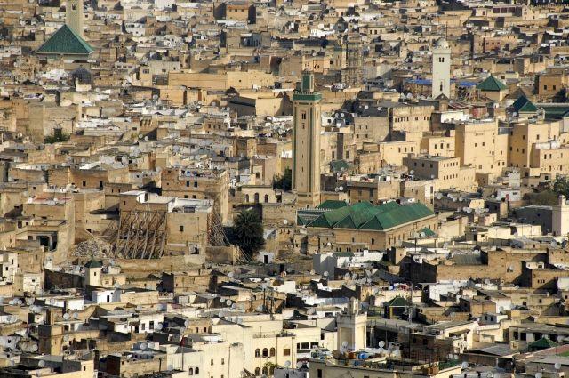 ВМарокко 17 человек погибли вовремя раздачи гумпомощи