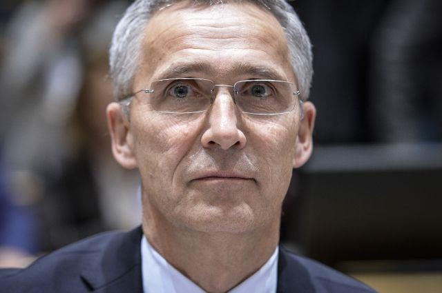 Столтенберг: силы НАТО пробудут в Европе столько, сколько потребуется