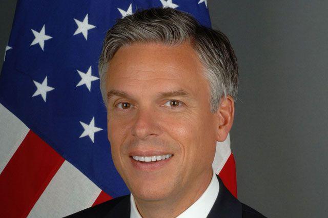 ВЕкатеринбург едет новый посол США Джон Хантсман