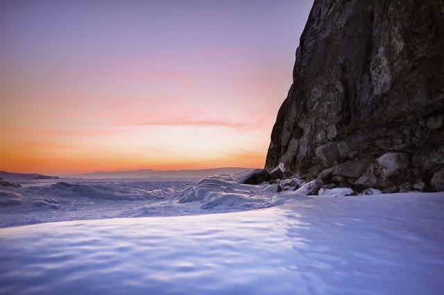 Байкал в 2017 году стал самым отмечаемым местом в Инстаграм.