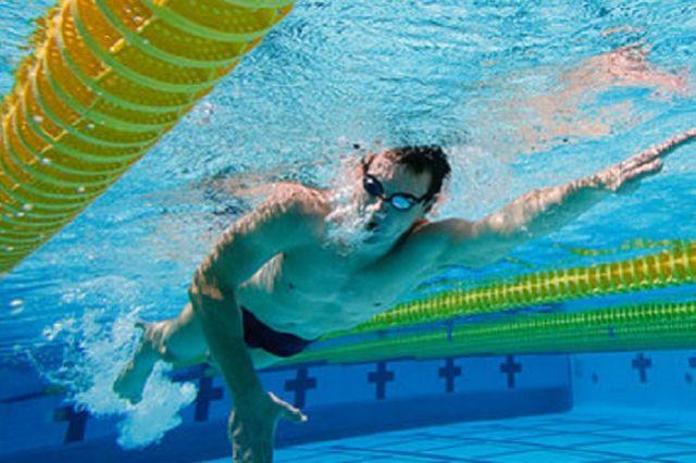 Пензенец Александр Харланов одержал победу «серебро» чемпионата Российской Федерации поплаванию