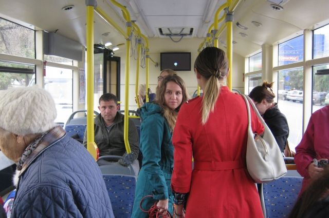Пассажирам будет комфортнее ездить на троллейбусе.