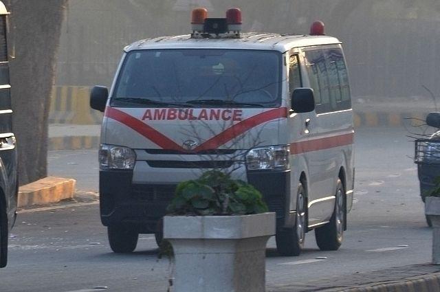 Вавтокатастрофе вПакистане погибли 17 человек