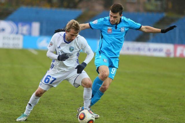 «Балтика» победила в заключительной домашней игре 2017 года.