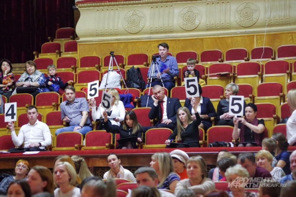 Оценивала номера участников целая бригада судей всероссийской, первой, второй и третьей категорий, представляющих Санкт-Петербург, Тулу и Новосибирск.