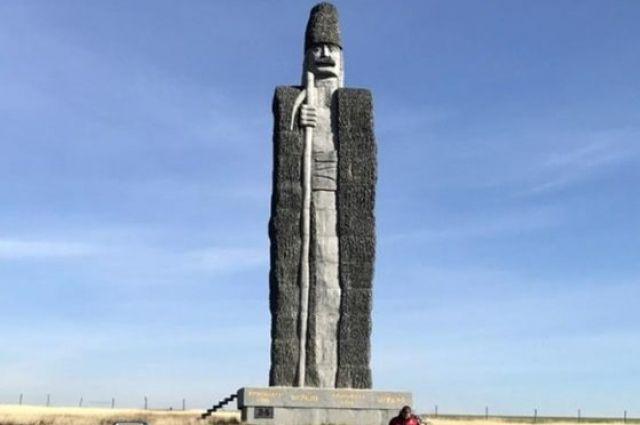 Украинская скульптура чабана угодила вКнигу рекордов Гиннеса