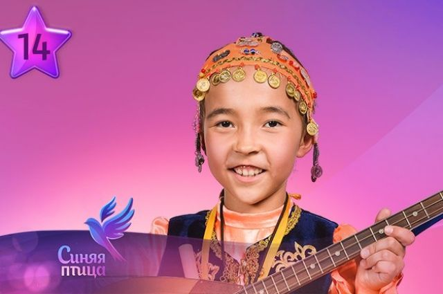 9-летняя девочка-оркестр изБашкирии может попасть вфинал «Синей птицы»