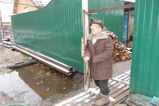 Ярославцы помогли ветерану ВОВ построить новый дом