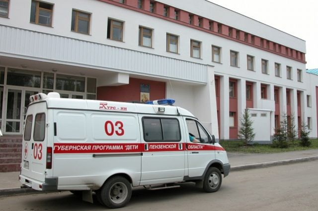 ВПензе задержали мужчину, который проник в строение станции скорой помощи