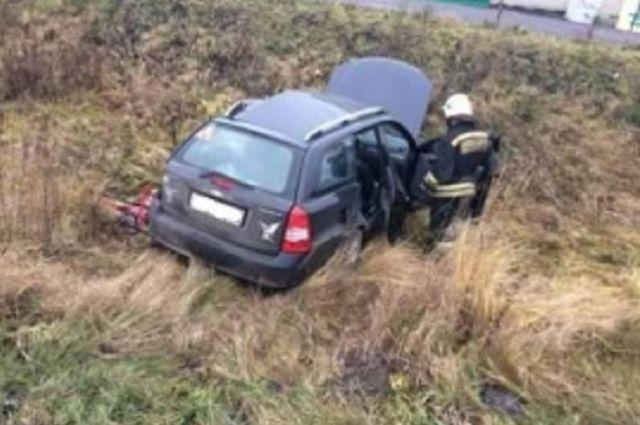 ВДТП под Пензой умер 56-летний мужчина