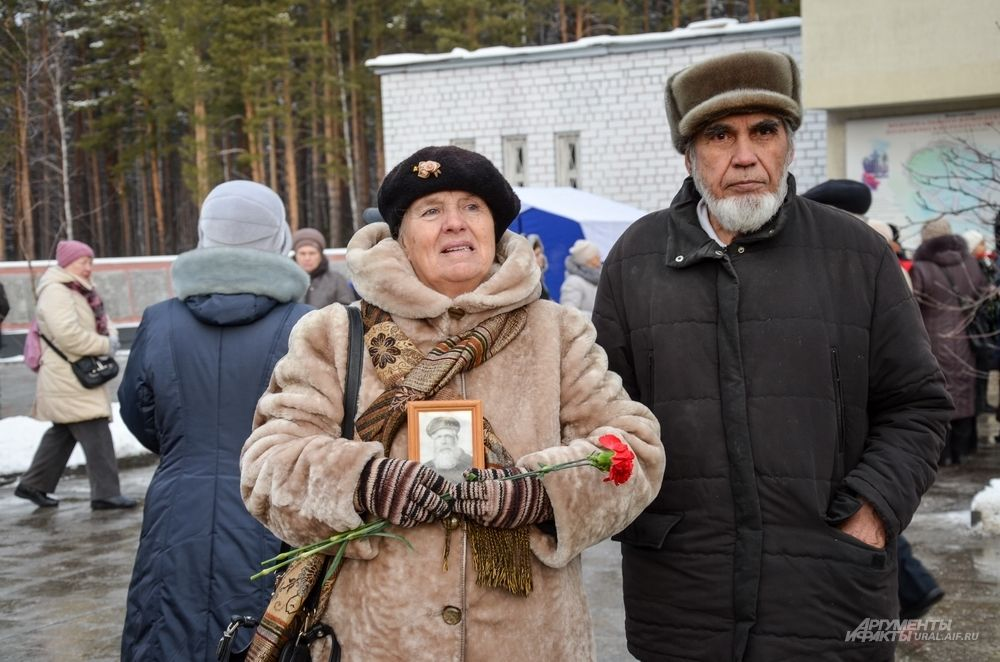 На месте Мемориального комплекса в 1989 году было обнаружено массовое захоронение. Как выяснилось в сталинские времена сюда привозили и закапывали расстрелянных жертв «чекистов».
