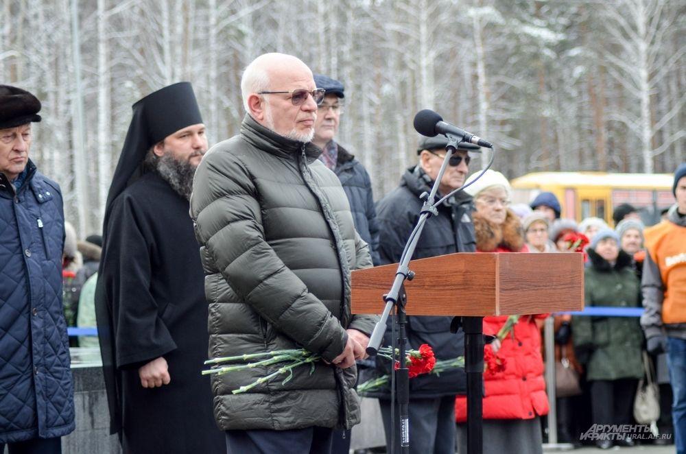 Советник президента РФ Михаил Федотов.