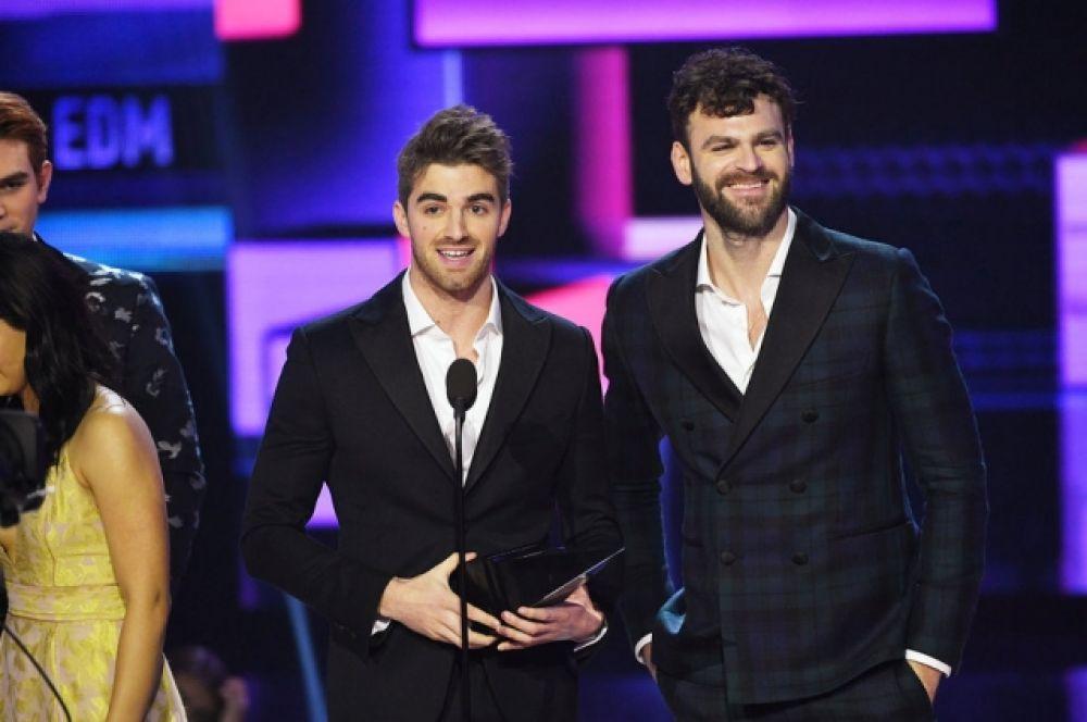 The Chainmonkeys, несмотря на то, что проиграли в нескольких номинациях, выиграли награду за лучший альбом.