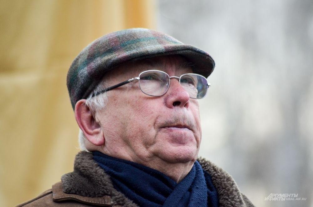 Экс-уполномоченный по правам человека РФ Владимир Лукин.