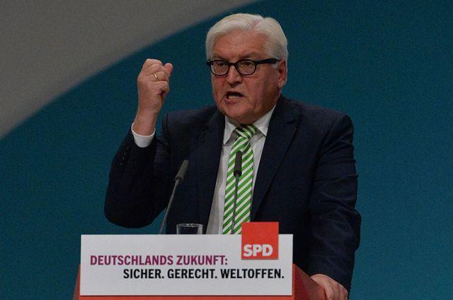 Президент Германии объявил окрупнейшем современ Гитлера кризисе вгосударстве