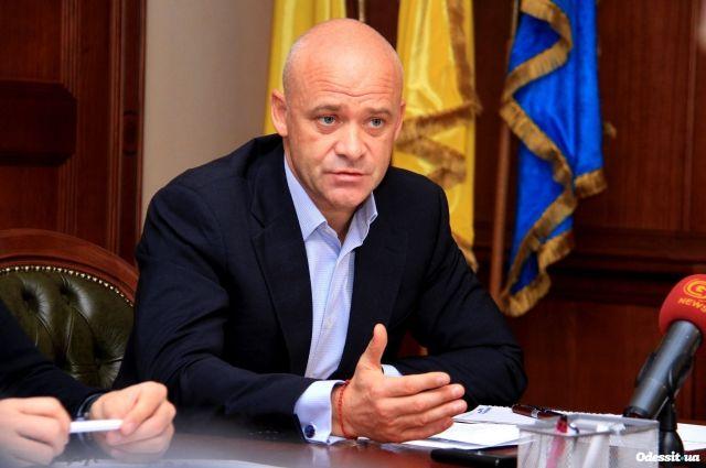Журналисты нашли доказательства российского гражданства мэра Одессы