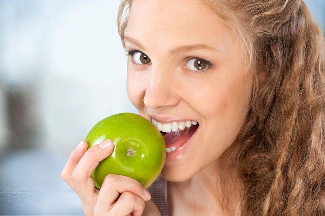 Сценарий чтобы зубы были здоровыми