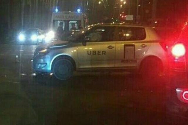 В Киеве произошло ДТП: образовалась огромная пробка