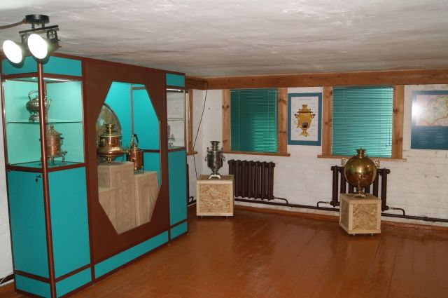 В коллекции музея - почти 300 экспонатов.