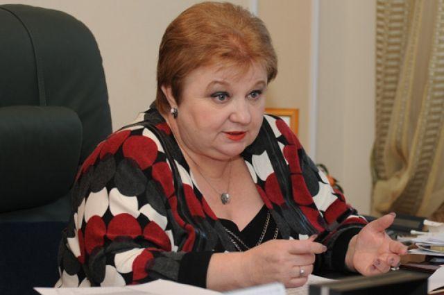 Генпрокуратура требует условный срок для экс-министра Фоминой