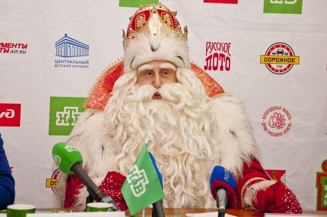Тюмень стала одним из 29 городов в турне Дед Мороза