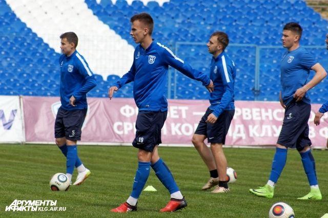 Названы потенциальные титульные спонсоры ФК «Балтики».