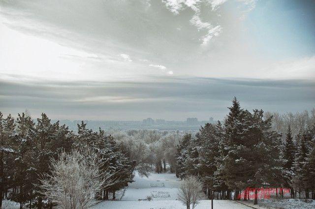 Зимний отдых в Сибири - прекрасный вариант для путешествия.