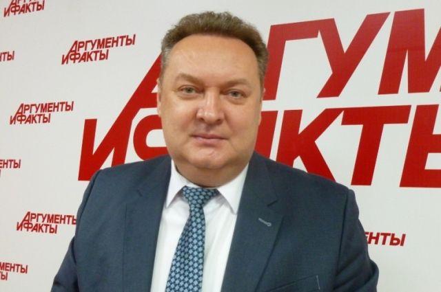 Сергей Сушков.