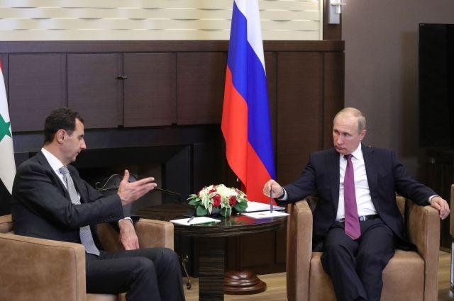 Путин созвонится с Трампом и лидерами стран Ближнего Востока