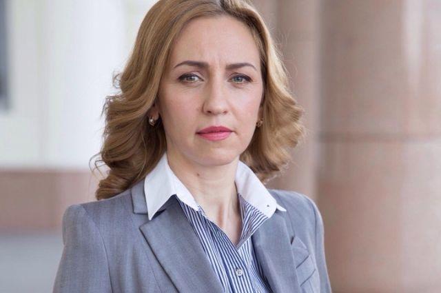 Алёна Лунёва назначена надолжность секретаря главы города Красноярска