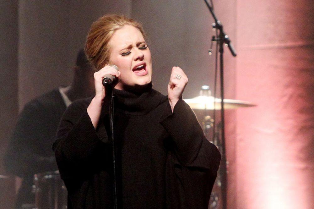 Вторую строчку рейтинга заняла 29-летняя британская исполнительница Адель, заработавшая около 69 миллионов долларов.