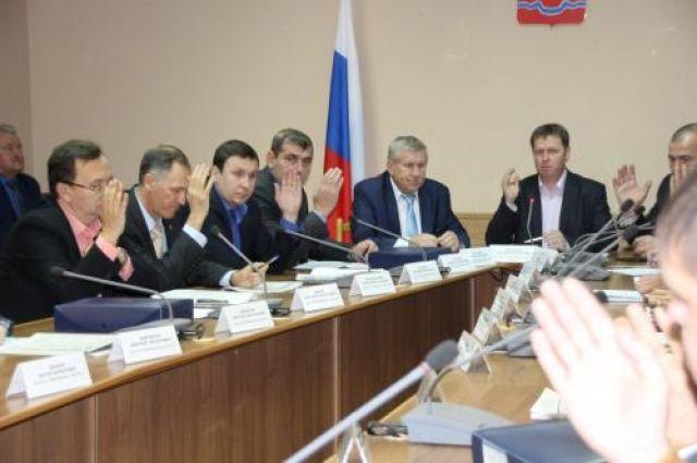 Совет депутатов принял отставку главы Новотроицка.