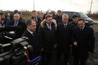 Министр транспорта РФ назвал представленный ему проект серьезным и интересным.