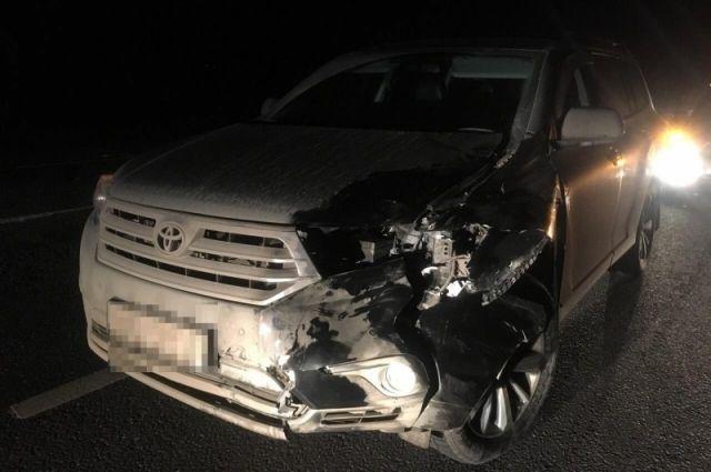 ВСамарской области вседорожный автомобиль насмерть сбил пенсионера