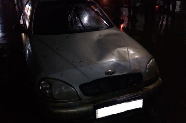 ВУварове шофёр «Шевроле» сбил женщину сребёнком