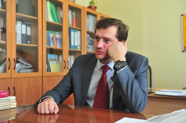 Победитель конкурса «Учитель года Москвы-2017» Иван Смирнов, преподаватель биологии школы № 171.