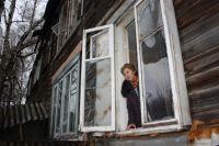 Дом на улице Приволжской снесли, хотя не все жильцы успели съехать.