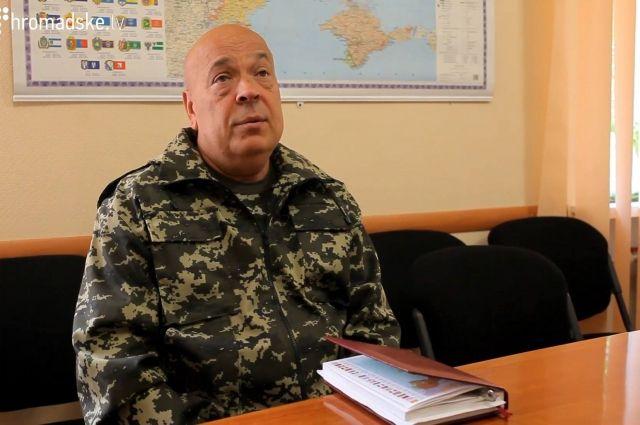 Москаль: Владельца «частной границы» на Закарпатье отпустили домой