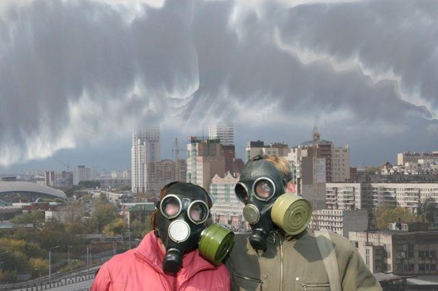 Граждане Челябинска поведали, кого считают ответственным зачистый воздух вгороде