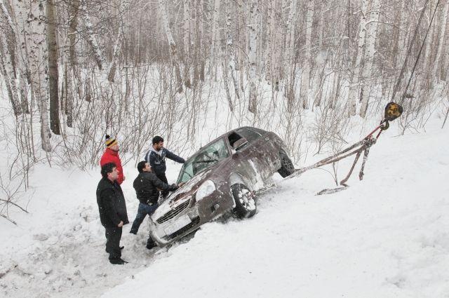 Наиболее аварийные дороги в крае - подъезд к М-7 «Волга», Пермь - Екатеринбург и Кунгур - Соликамск.