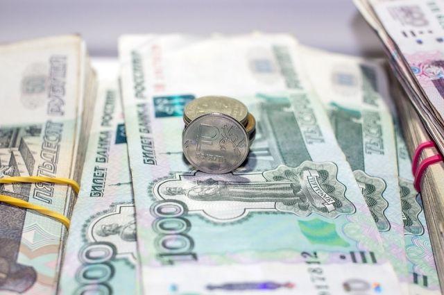 Наодном из учреждений задолженность по заработной плате превысила 1 млн руб.