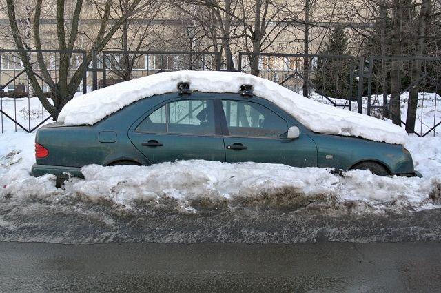 Зимой каждый день водителей ждут испытания.